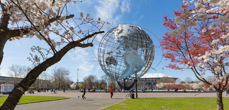 visitar Flushing Meadows