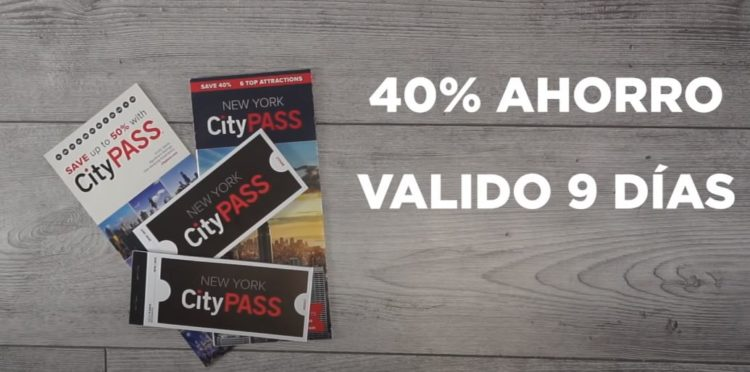 New York city pass con descuento