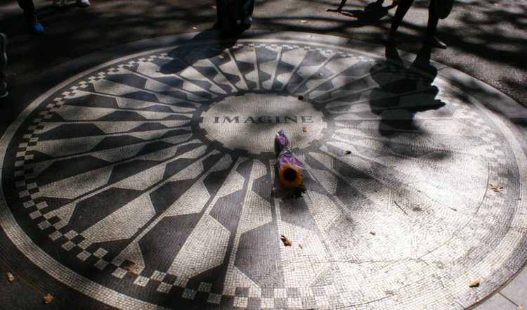 Strawberry Fields en central park